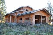 Жилой дом на лесном участке в Волоколамском районе - Фото 1
