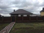 """Новый дом 140 кв.м. с отделкой """"под ключ"""" и благоустройством участка в ."""