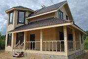 Новый дом по Киевскому шоссе близ Деденево - Фото 3
