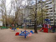Трехкомнатная Квартира Москва, улица Маршала Тухачевского, д.23, . - Фото 5