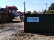 Земельный участок 10 соток в кп Колибри, д. Сафонтьево - Фото 5
