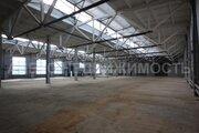 Аренда помещения пл. 2504 м2 под производство, склад, Жуковский .