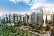 2 комнатная квартира ЖК Бородино, Купить квартиру в новостройке от застройщика в Подольске, ID объекта - 313552832 - Фото 3
