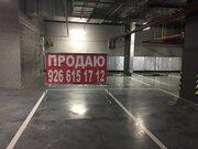 Продается гараж. , Москва г, 2-я Черногрязская улица 6к3 - Фото 3