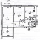 Продаю 3-х комнатную квартиру в Щербинках 2, Купить квартиру в Нижнем Новгороде по недорогой цене, ID объекта - 314961247 - Фото 12