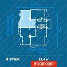 Продажа квартиры в новостройке у моря с двумя балконами в ЖК . - Фото 3