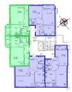 Продажа однокомнатная квартира 47.52м2 в ЖК Кольцовский дворик дом 1. . - Фото 2
