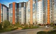 Продажа 2-комнатной квартиры по переуступке от застройщика, 65.5 м2