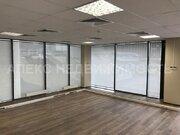 Аренда офиса 302 м2 м. Проспект Мира в бизнес-центре класса А в .