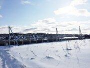 Участок с панорамным видом 17 сот. в д. Муханки р-н 40 км от МКАД - Фото 1