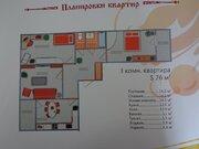 Продажа однокомнатной квартиры в Полянах - Фото 2