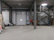 Отапливаемый склад 1100 кв.м,2 ворот - Фото 4