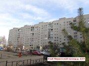 1 комнатная квартира улучшенной планировки 4 Мервинский проезд