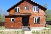 Воскресенское. Новый зимний дом с магистральным газом. 85 км от МКАД (