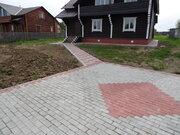 Григорово. Новый дом в деревне из оцилиндрованного бревна с отличной п - Фото 4