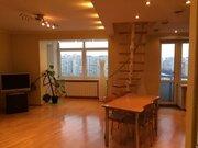 Эксклюзивная двухуровневая видовая квартира 173 м2., Продажа квартир в Санкт-Петербурге, ID объекта - 321166704 - Фото 9