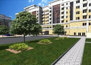 Однокомнатная в новостройке от подрядчика, Купить квартиру в новостройке от застройщика в Белгороде, ID объекта - 320591705 - Фото 6
