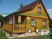 Дача 100 кв метров в Боровском районе близ деревни Вашутино cнт Берег