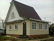 Дом, Гараж, Прописка, пгт Балакирево