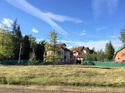 Поселок Назарьево, земельный участок 12 соток - Фото 1