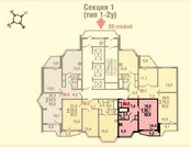 Продам однокомнатную квартиру в Бутово 2б