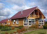 Отличный дом в коттеджном поселке «Солнечный берег» - Фото 1