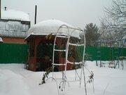 Продаю дом + баня, СНТ «Керамик», Новая Москва - Фото 4