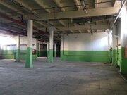 Аренда производственного помещения 1300 кв.м. в Зеленограде - Фото 3