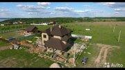 Земельный участок в коттеджном поселке д.Вурманкасы - Фото 4