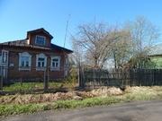 Продаётся дом на з/у 29 соток в г. Кимры по ул. 1-ая Бурковская