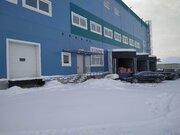 Новый складской комплекс 2475 кв.м,5 ворот доквелеров - Фото 5