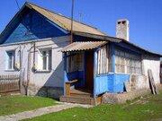 2-к квартира в 2-квартир. доме со всеми удобствами в Чаплыгинском р-не - Фото 1