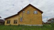 Новый дом с газом 160 кв.м. г. Струнино 92 км от МКАД Ярославское ш. - Фото 5