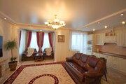 Квартира с большой кухней и гостиной