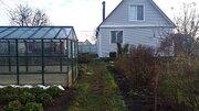 Каменный Дом 84кв.м.+Баня+Гараж на 12сот. п.Заокский, свет, газ, вода - Фото 4