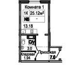 Продажа квартир ул. Мончегорская