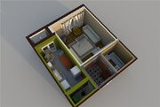 Клары Цеткин 33, Купить квартиру в Перми по недорогой цене, ID объекта - 321778119 - Фото 2