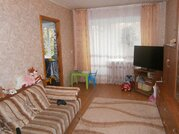 3х комнатная квартира на ул.Ванеева., Купить квартиру в Нижнем Новгороде по недорогой цене, ID объекта - 313607130 - Фото 1