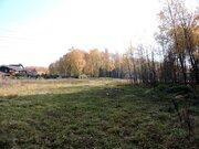 Участок, Калужское ш, Киевское ш, 20 км от МКАД, Фоминское д, Москва. . - Фото 4