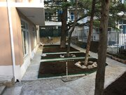 Квартира-студия 32 кв м под отделку в новом доме у парке в Гаспре - Фото 5