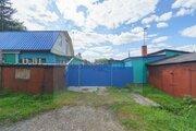 Продажа дома, Новосибирск, Бердское ш., Продажа домов и коттеджей в Новосибирске, ID объекта - 503970627 - Фото 5