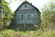 Участок 30сот с домом под снос в деревне Терехово (600м до реки Руза)