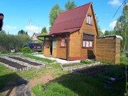 Продам дачу 36 кв.м, 6 сот, Мшинская, сад-во Краностроитель - Фото 1