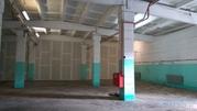 Сдается теплое складское помещение 917м2, 1эт, на ул.Новоселов дом 49 - Фото 3