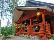 Уютный дом из массива сосны - Фото 1