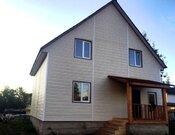 Купить дом из бруса в Истринском районе д. Крючково - Фото 1