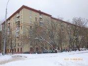 15 750 000 Руб., Продается трехкомнатная квартира в сталинском доме на Октяб. поле, Купить квартиру в Москве по недорогой цене, ID объекта - 320500658 - Фото 11