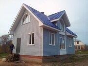 Дом в Богородском, новый, 102кв.м.