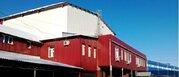 Произв-складской комплекс 4000 м2 в Химках, Заводская 20