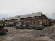 Продажа производственных помещений в Владимирской области